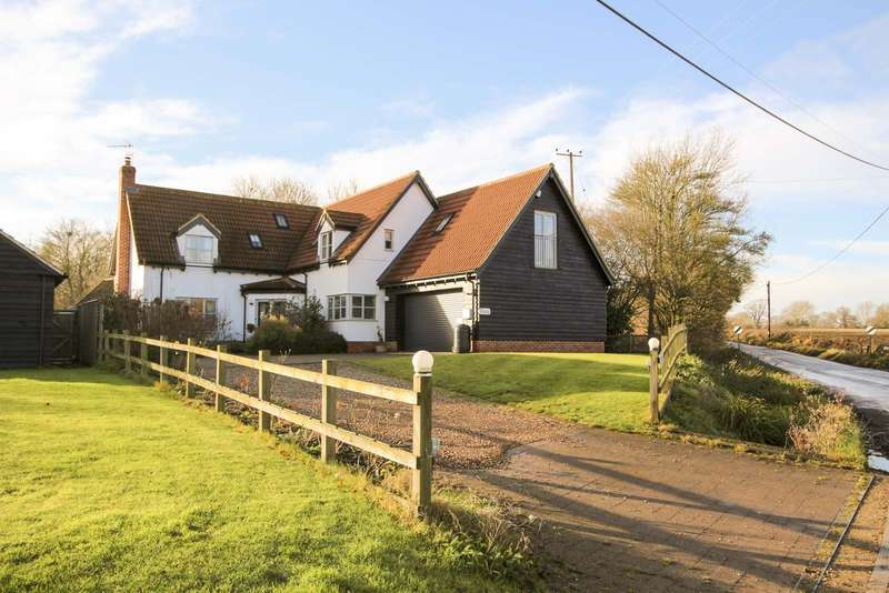 4 Bedrooms Detached House for sale in School Road, Whepstead, Bury St Edmunds, IP29