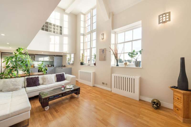 2 Bedrooms Flat for sale in Broadway Lofts, Gatton Road, London, SW17