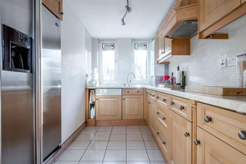 3 Bedrooms Apartment Flat for sale in Barnsbury N1