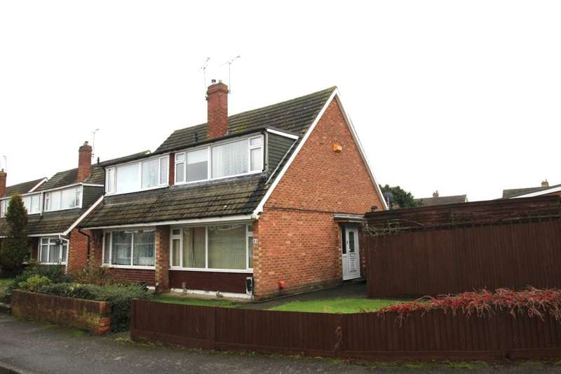 3 Bedrooms Semi Detached House for sale in The Rise, Ashford, TN23
