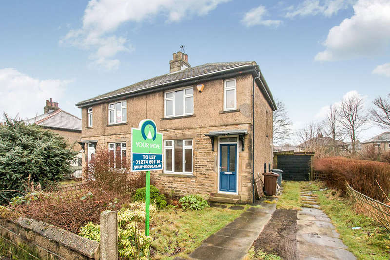 3 Bedrooms Semi Detached House for rent in Westbury Road, Bradford, BD6