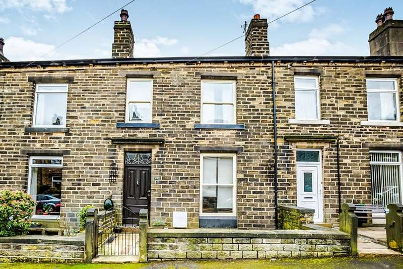 3 Bedrooms Property for sale in Union Street, Slaithwaite, HUDDERSFIELD, HD7