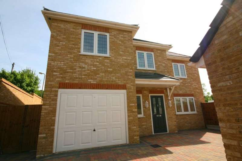4 Bedrooms Detached House for sale in Cromwell Road, Brentwood