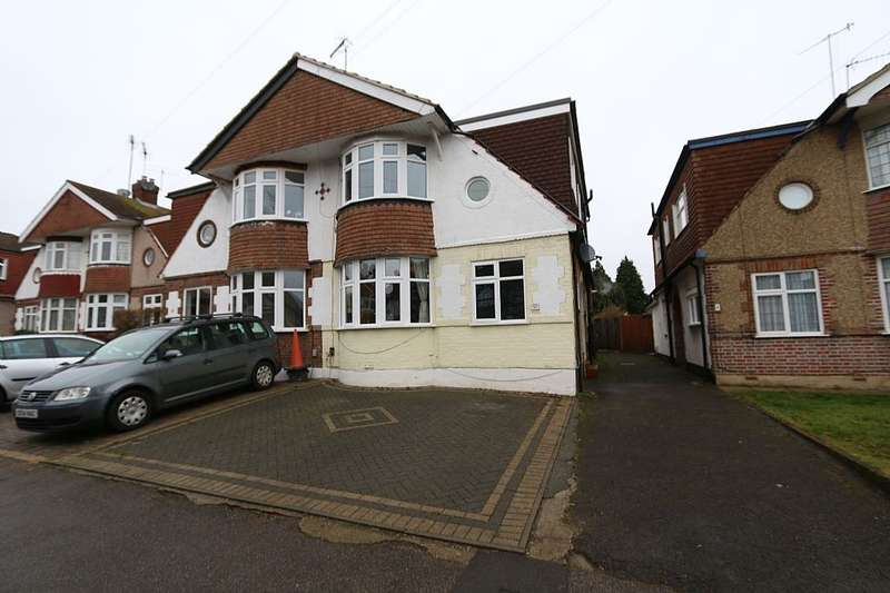 4 Bedrooms Semi Detached House for sale in Spring Gardens, Watford, Hertfordshire, WD25 9JJ