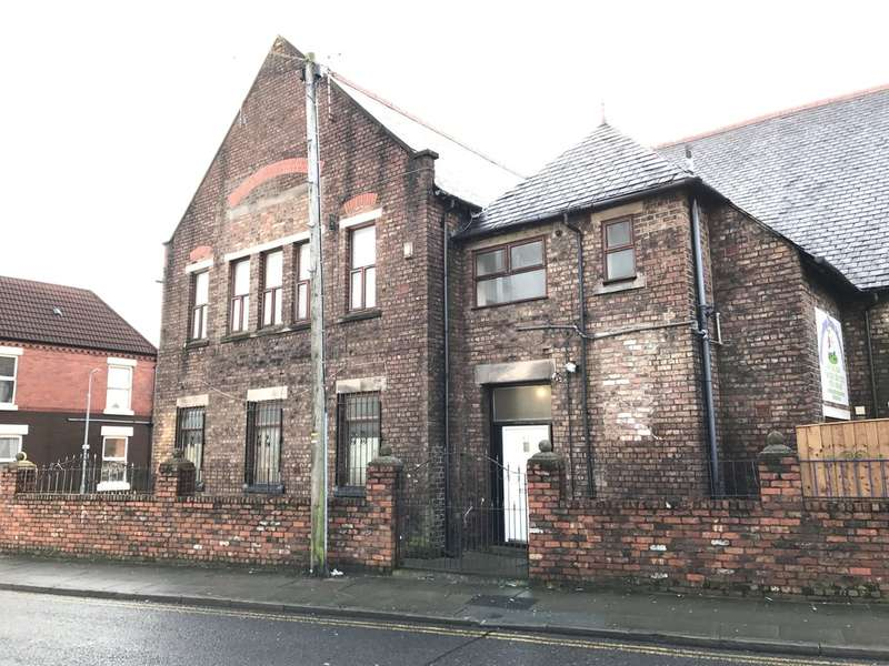 8 Bedrooms Detached House for sale in Church Road West, Walton, Liverpool