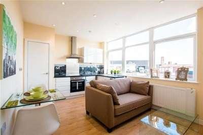 1 Bedroom Flat for rent in Stanley Street, Green Quarter, M8