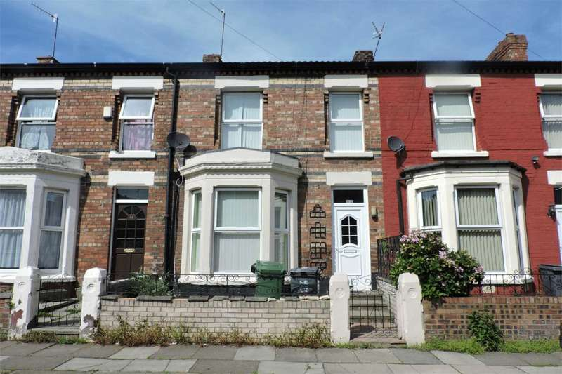 3 Bedrooms Terraced House for rent in Fairfield Road, Birkenhead