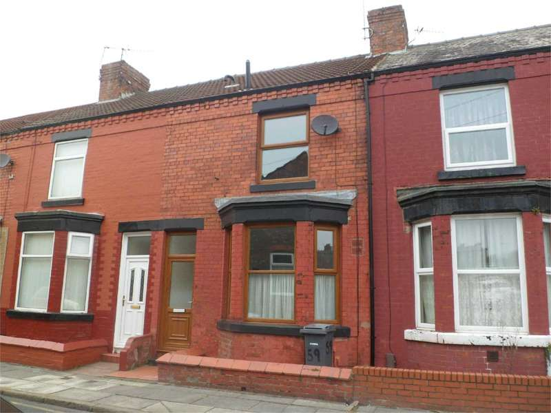 3 Bedrooms Terraced House for sale in Mulberry Road, Rock Ferry