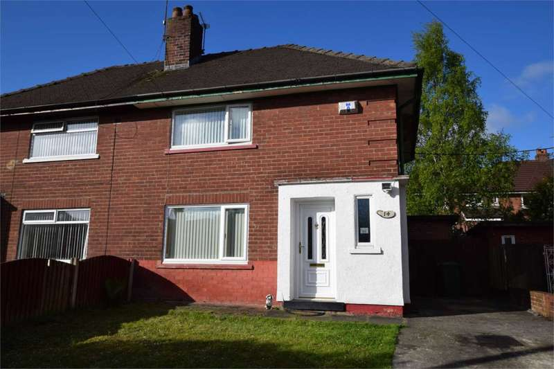 2 Bedrooms Semi Detached House for sale in Cotswold Road, Prenton