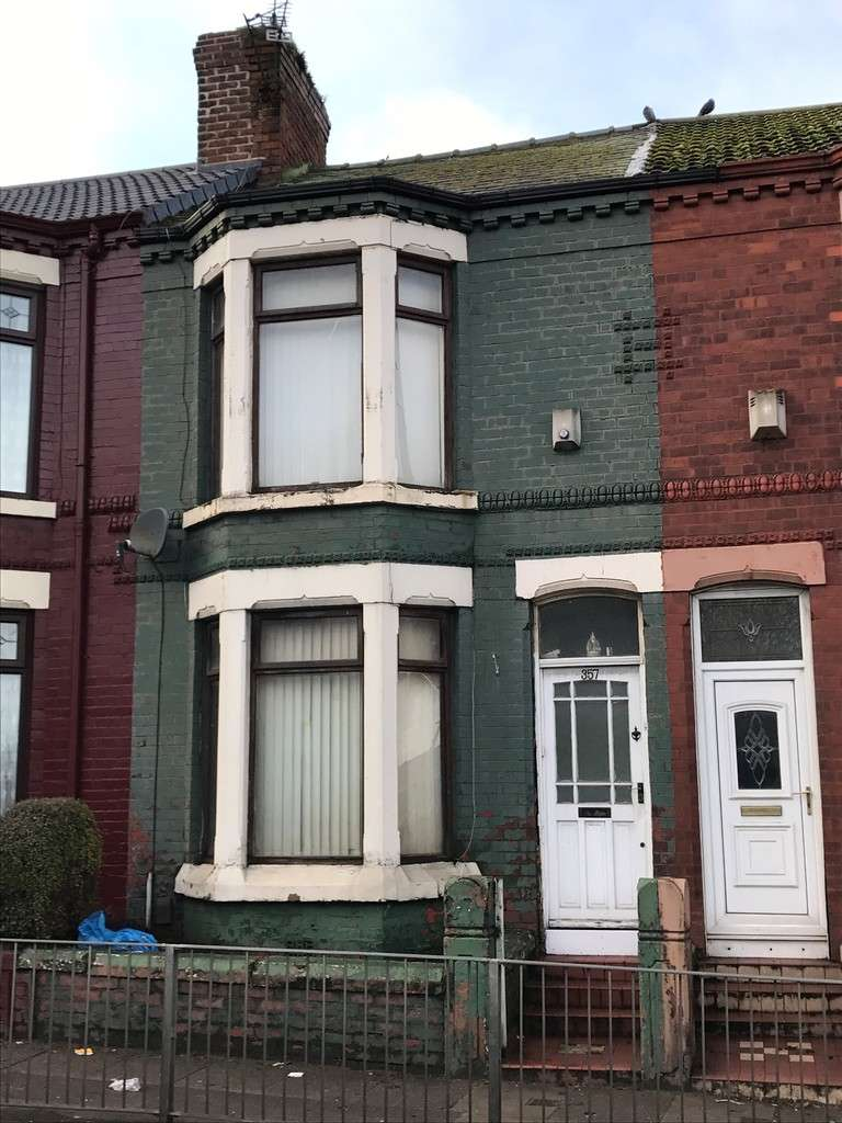 3 Bedrooms Terraced House for sale in Walton Lane, Walton, Liverpool L4 5RL