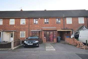 3 Bedrooms Terraced House for sale in Seymour Close, Derby, DE22 3FG