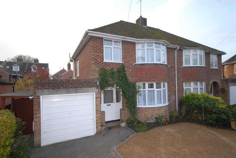 3 Bedrooms Semi Detached House for rent in Rectory Road Salisbury SP2