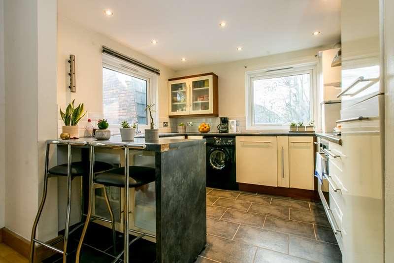 2 Bedrooms Flat for sale in Sheldrick Close, London, London, SW19