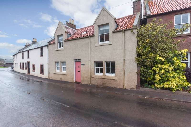 2 Bedrooms Cottage House for sale in Main Street, Stenton, Dunbar, EH42 1TE