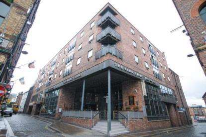 2 Bedrooms Flat for sale in Concert Street, Liverpool, Merseyside, L1