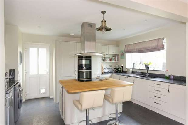 4 Bedrooms Detached House for sale in Packsaddle Way, Frome