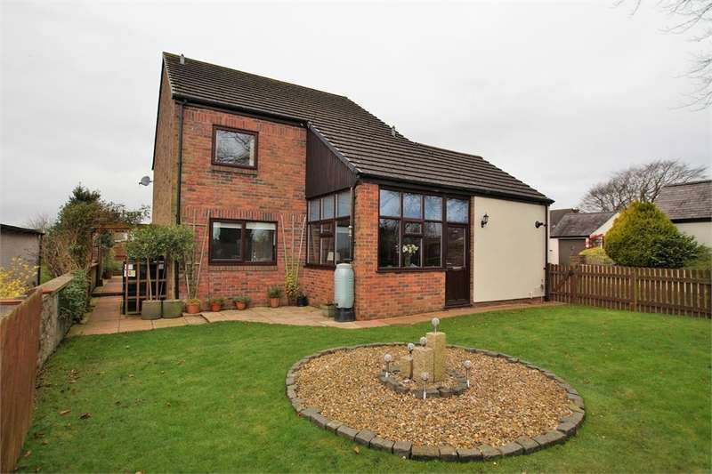 3 Bedrooms Detached House for sale in CA6 6AU Beechtree Court, Smithfield, Carlisle, Cumbria