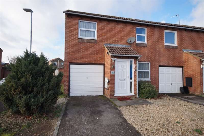 2 Bedrooms End Of Terrace House for sale in The Delph, Lower Earley, READING, Berkshire