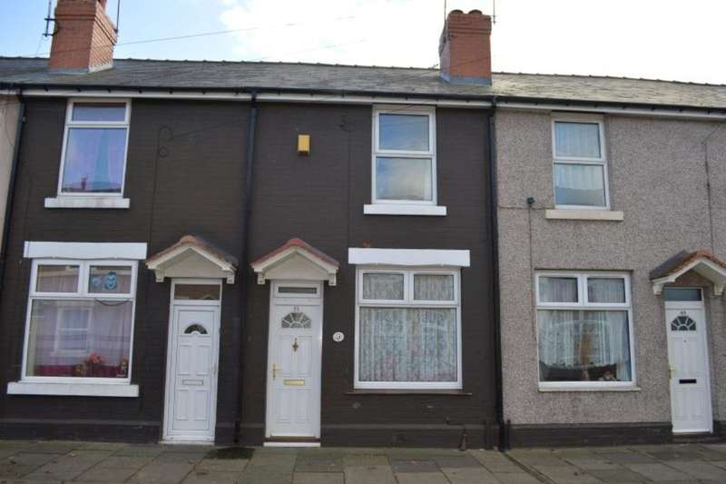 2 Bedrooms Property for sale in Selborne Street, Rotherham, S65