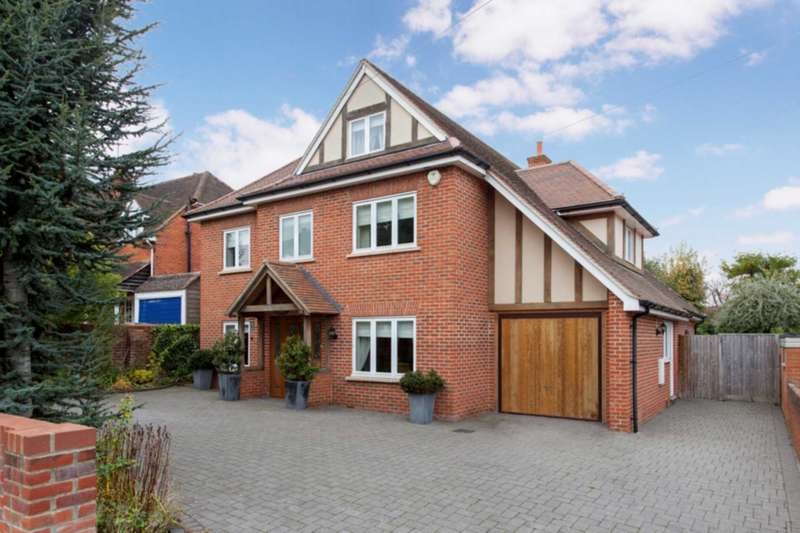 6 Bedrooms Detached House for sale in St Marks Road, Henley On Thames