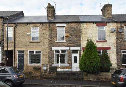 3 Bedrooms Terraced House for sale in Ellenbro Road, Hillsborough, Sheffield