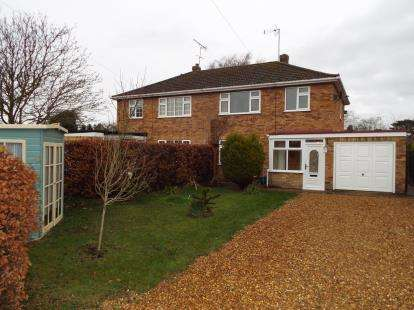 3 Bedrooms Semi Detached House for sale in Watlington, Norfolk