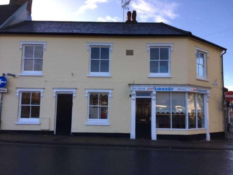 2 Bedrooms Cottage House for rent in Castle Street, Framlingham