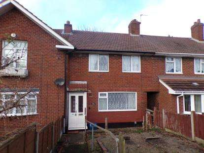2 Bedrooms Terraced House for sale in Jervoise Road, Weoley Castle, Birmingham, West Midlands