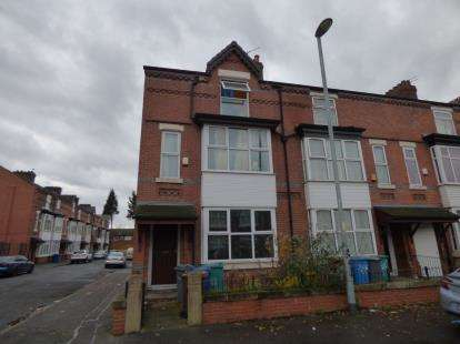 5 Bedrooms End Of Terrace House for sale in Clarendon Road, Whalley Range, Manchester, Greater Manchester