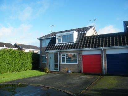 4 Bedrooms Link Detached House for sale in Edinburgh Road, Wistaston, Crewe, Cheshire