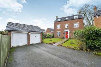 4 Bedrooms Detached House for sale in White House Croft, Long Newton, Stockton On Tees
