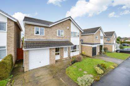 5 Bedrooms Detached House for sale in The Larun Beat, Yarm, Stockton On Tees
