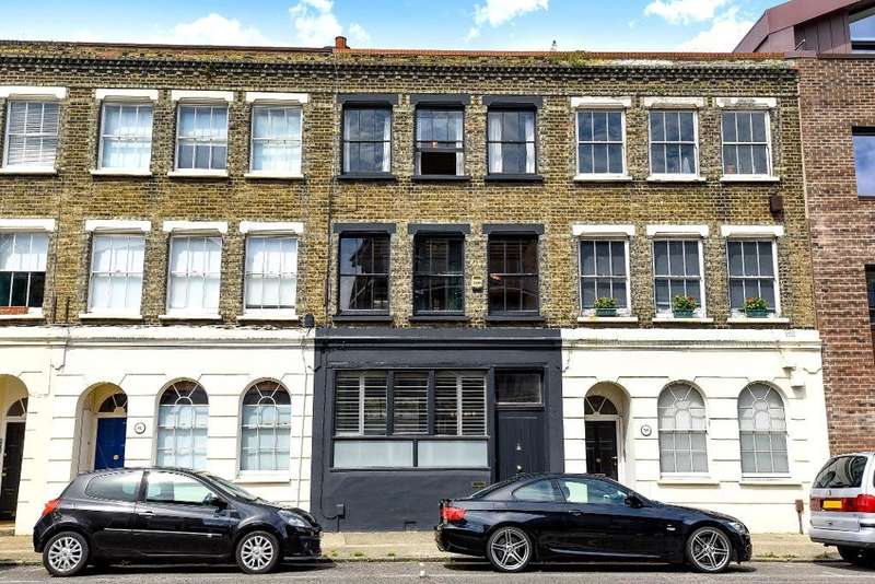3 Bedrooms Terraced House for sale in Wadeson Street, London, E2 9DP