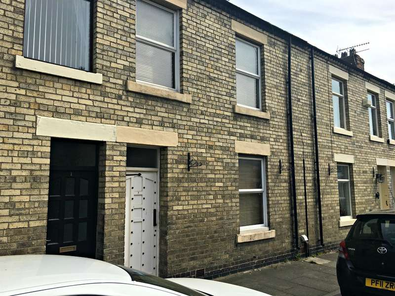 3 Bedrooms Terraced House for rent in Edith Street, Tynemouth