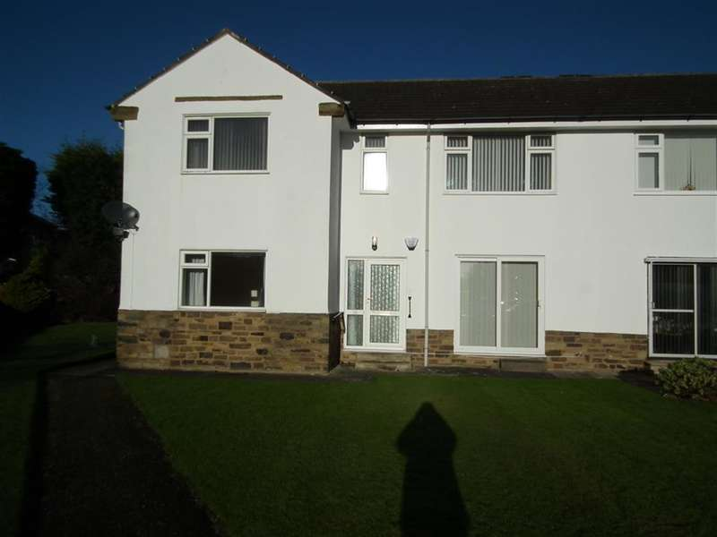 2 Bedrooms Flat for rent in Tranfield Court, Guiseley, Leeds, LS20 8NF