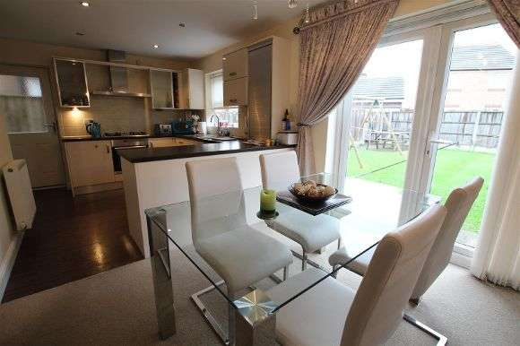 3 Bedrooms Detached House for sale in Grenadier Drive, Liverpool