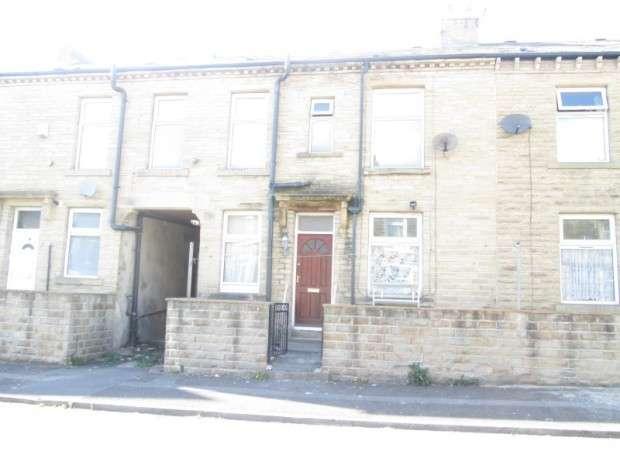 2 Bedrooms Terraced House for rent in Leyburn Street, Bradford, BD8