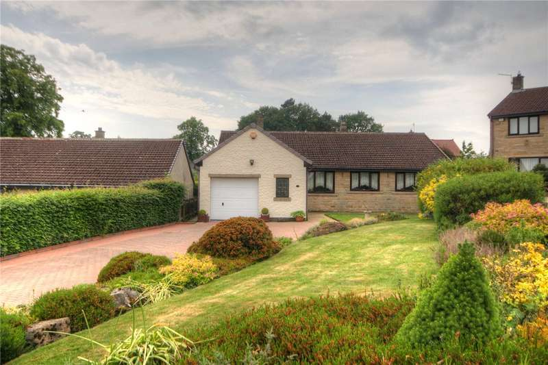 4 Bedrooms Detached Bungalow for sale in Castle View, Witton Le Wear, Bishop Auckland, DL14