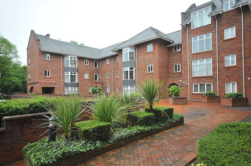 2 Bedrooms Apartment Flat for sale in Central Place, Wilmslow SK9
