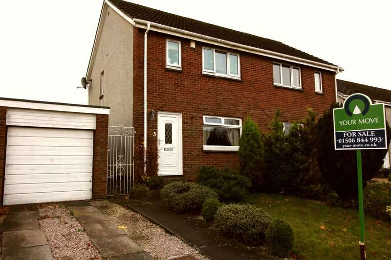 3 Bedrooms Semi Detached House for sale in Echline Place, South Queensferry, EH30