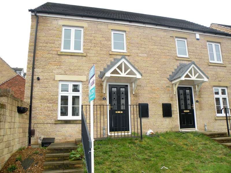 3 Bedrooms Town House for rent in Oaklands Road, Rodley, LS13