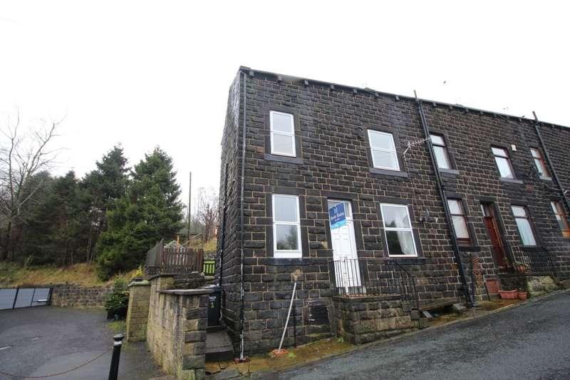2 Bedrooms Property for sale in Henshaw Road, TODMORDEN, OL14