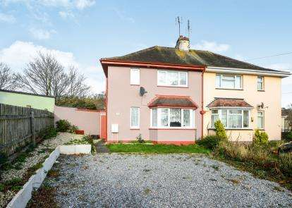 3 Bedrooms Semi Detached House for sale in Watcombe, Torquay, Devon