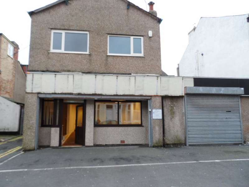Light Industrial Commercial for sale in Milbourne Street, BLACKPOOL, FY1 3EU