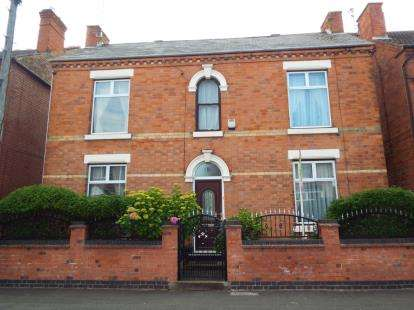 4 Bedrooms Detached House for sale in Russell Street, Long Eaton, Nottingham