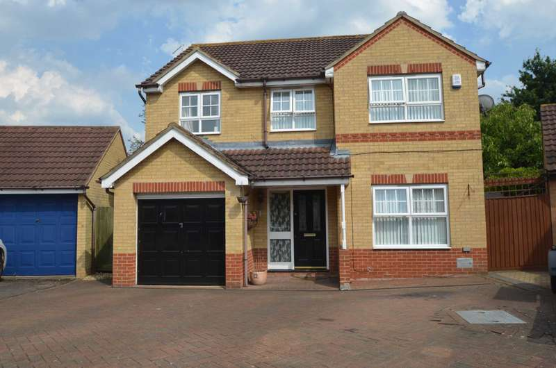 4 Bedrooms Detached House for sale in Middleton