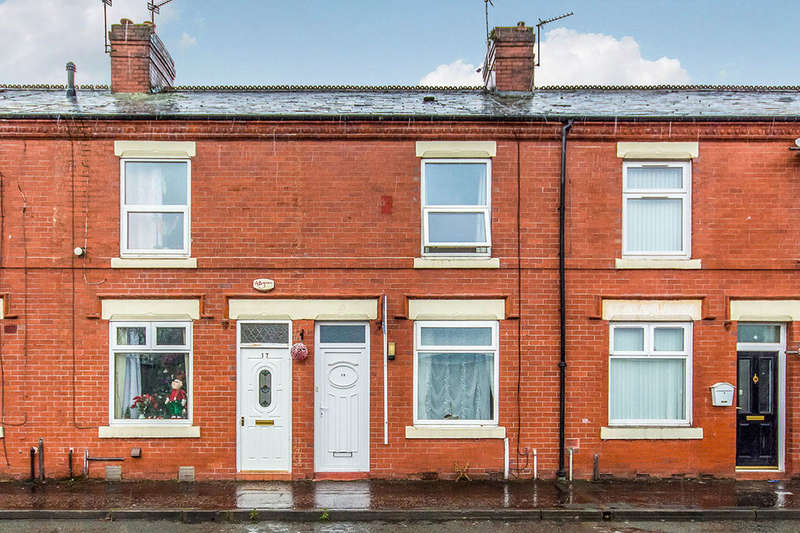 2 Bedrooms Terraced House for sale in Levens Street, Salford, M6