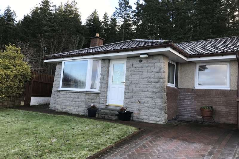 2 Bedrooms Detached House for rent in Lochlann Court, Culloden, Inverness, IV2