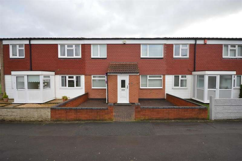 3 Bedrooms Terraced House for sale in Coleford Drive, Birmingham