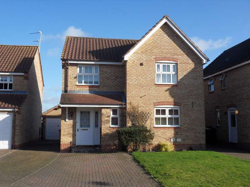 4 Bedrooms Detached House for rent in DISS